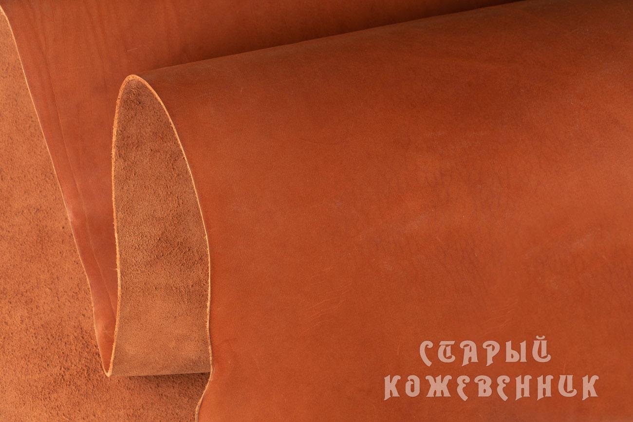 Шкура Вороток 3,1 (рыжий)