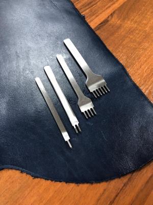 Набор пробойники ромбовидные 4 мм