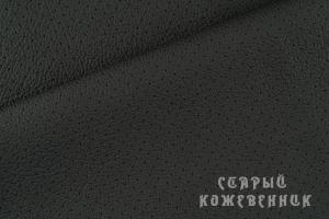 Кожа автомобильная перфорация (черная)