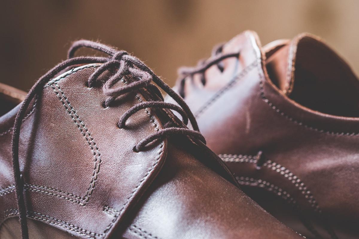 Правила ухода за кожаной обувью